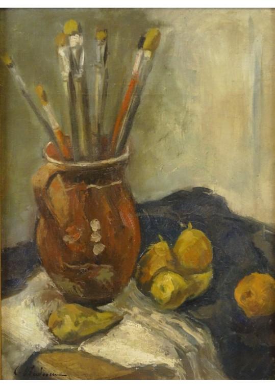 Constantin Vladescu (1890-1951)